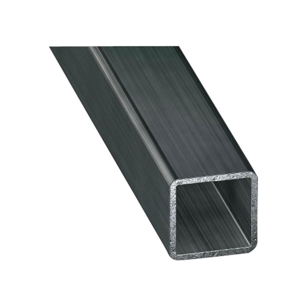 tube rectangulaire en acier