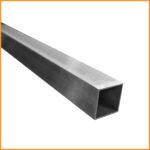 Le tube aluminium carré